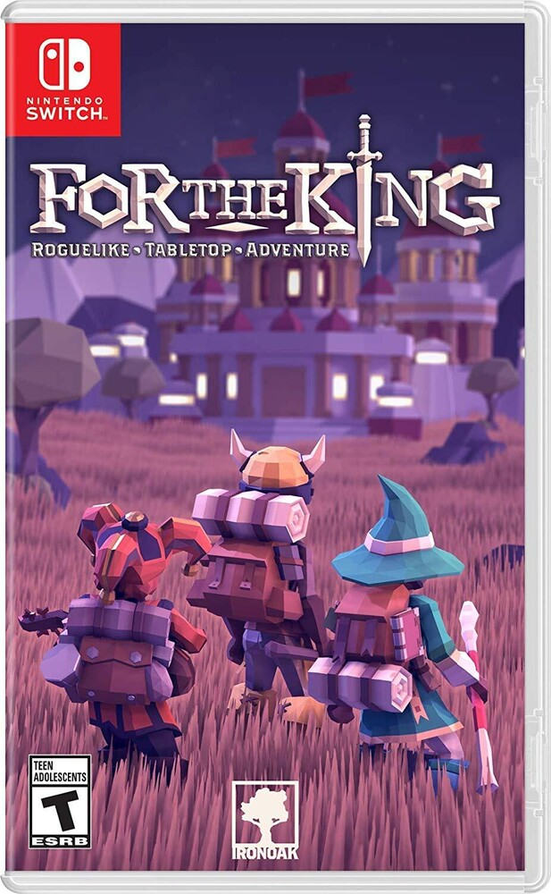- For the King for Nintendo Switch