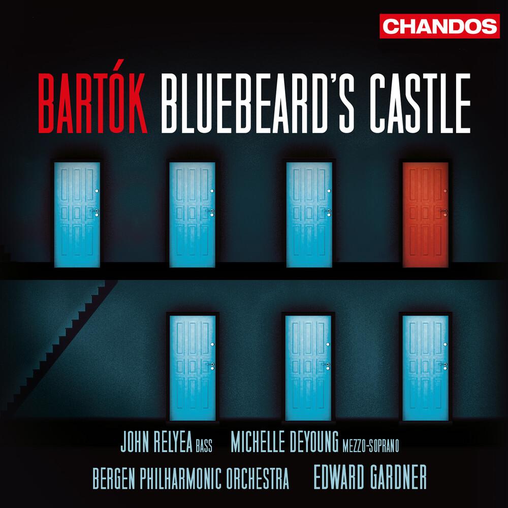 Bartok / Deyoung / Gardner - Bluebeard's Castle (Hybr)
