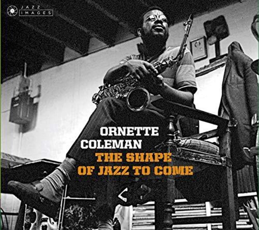 Ornette Coleman - Shape Of Jazz To Come / Change Of The Century / Something Else [DeluxeDigipak]