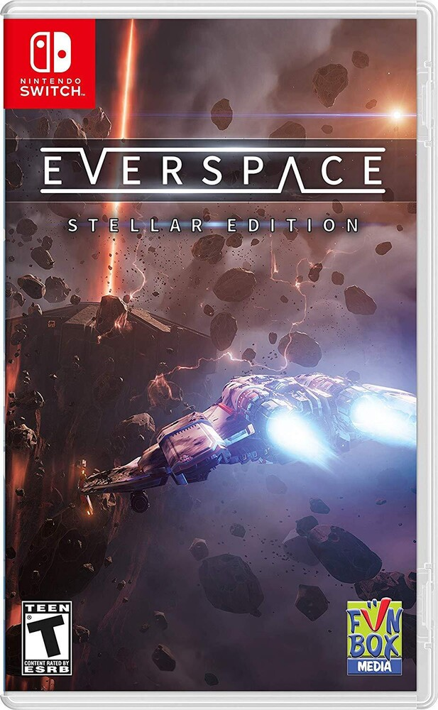 - EVERSPACE Stellar Edition for Nintendo Switch