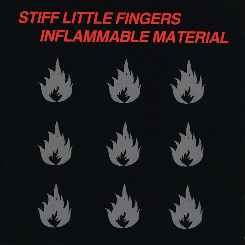 Stiff Little Fingers - Inflammable Material [Rocktober 2019 LP]