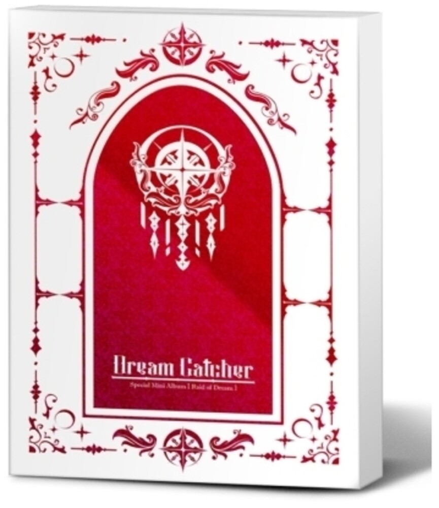 Dream Catcher - Raid Of Dream [With Booklet] (Phot) (Asia)