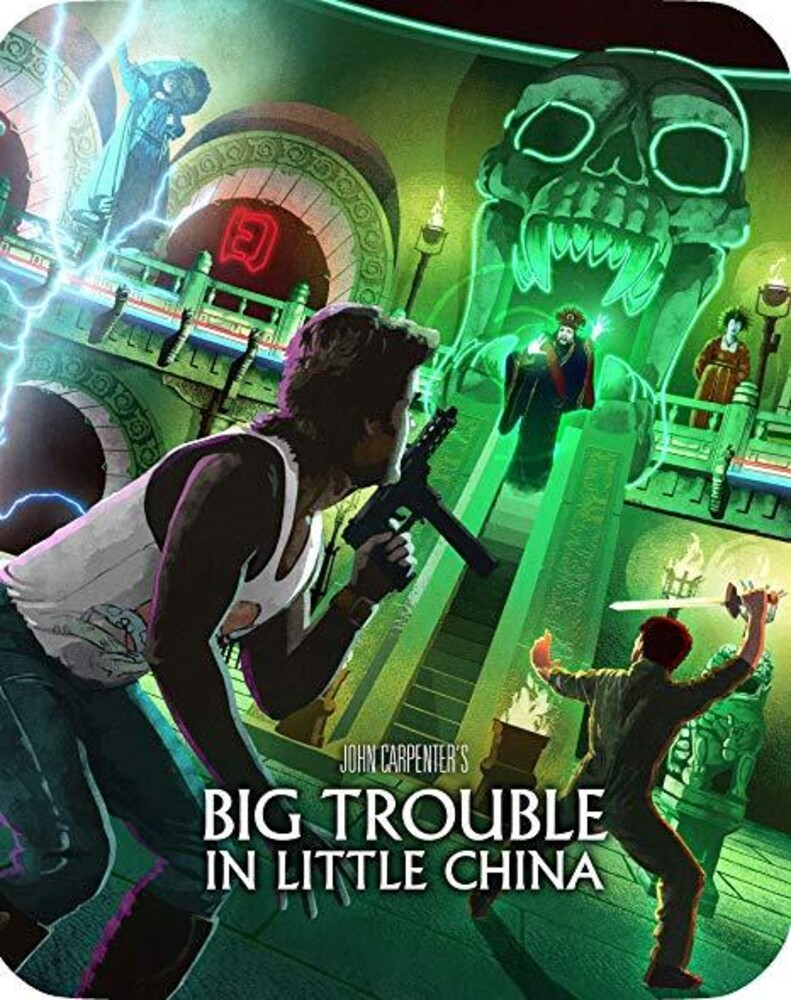 - Big Trouble In Little China (2pc) / (Ltd Stbk 2pk)