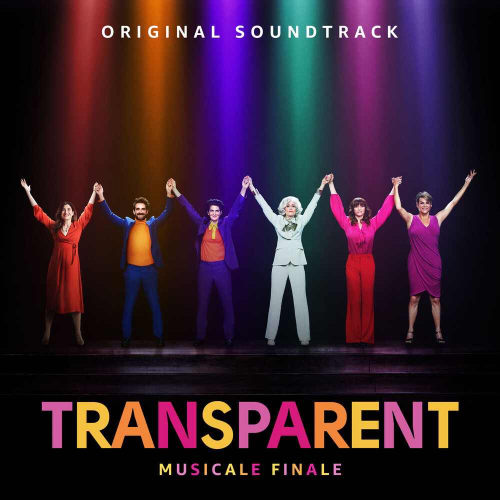 Various Artists - Transparent Musicale Finale (Original Soundtrack) [LP]