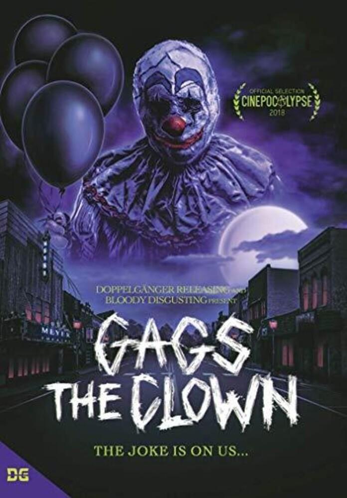 Adam Krause - Gags The Clown