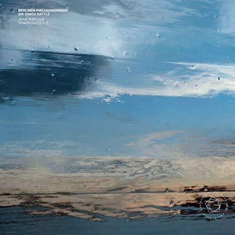 Sibelius / Berliner Philharmoniker / Rattle - Symphonies 1-7