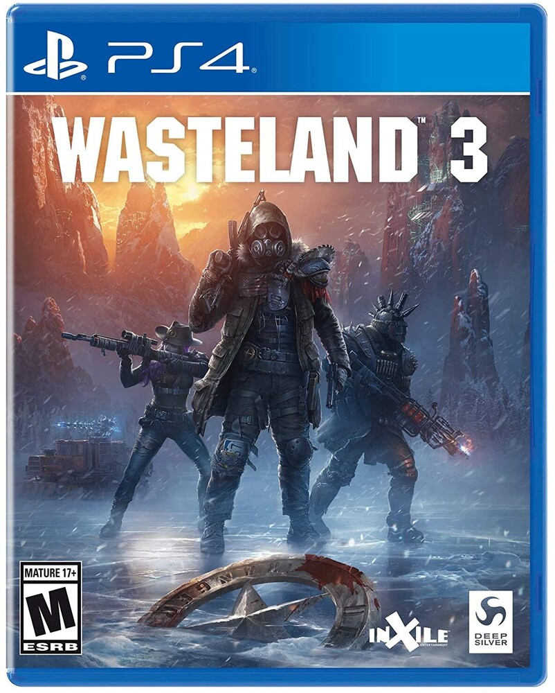 Ps4 Wasteland 3 - Wasteland 3