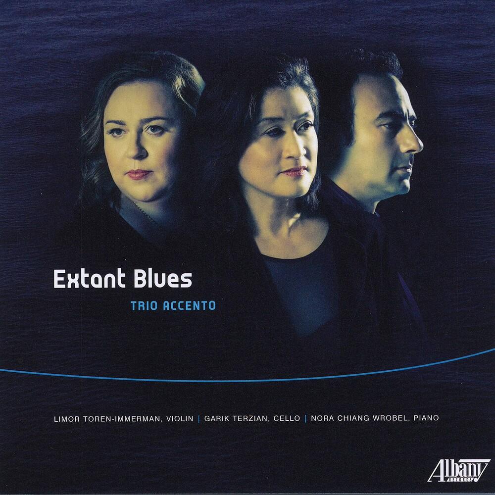 Toren-Immerman / Terzian / Wrobel - Extant Blues Trio Accento