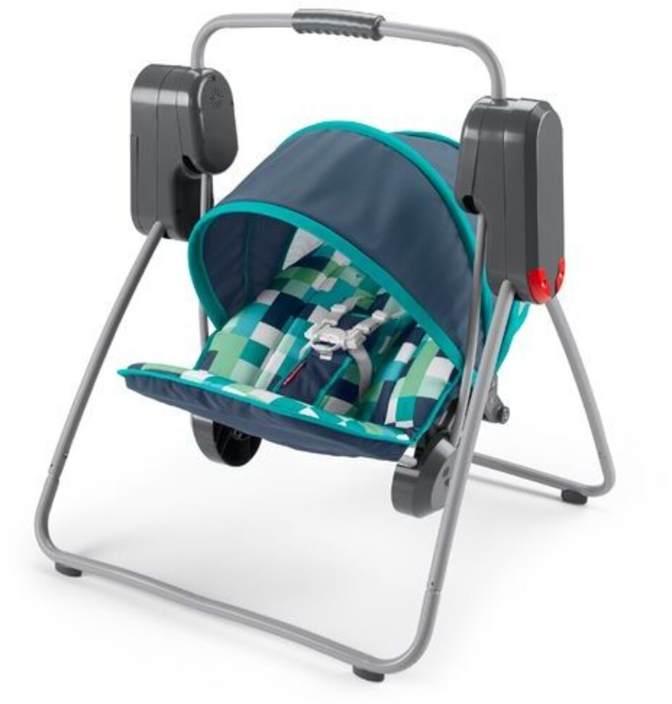 - Fisher Price - On The Go Swing