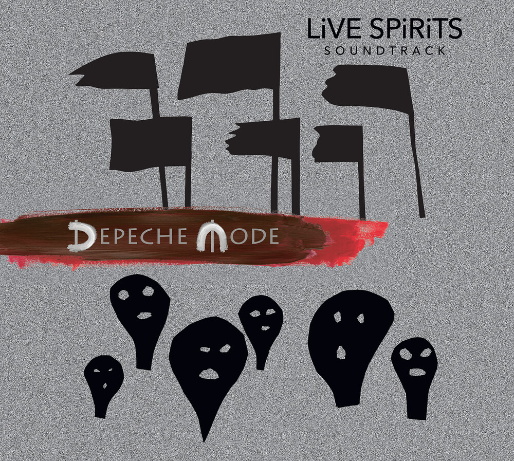 Depeche Mode - Live Spirits Soundtrack [2CD]