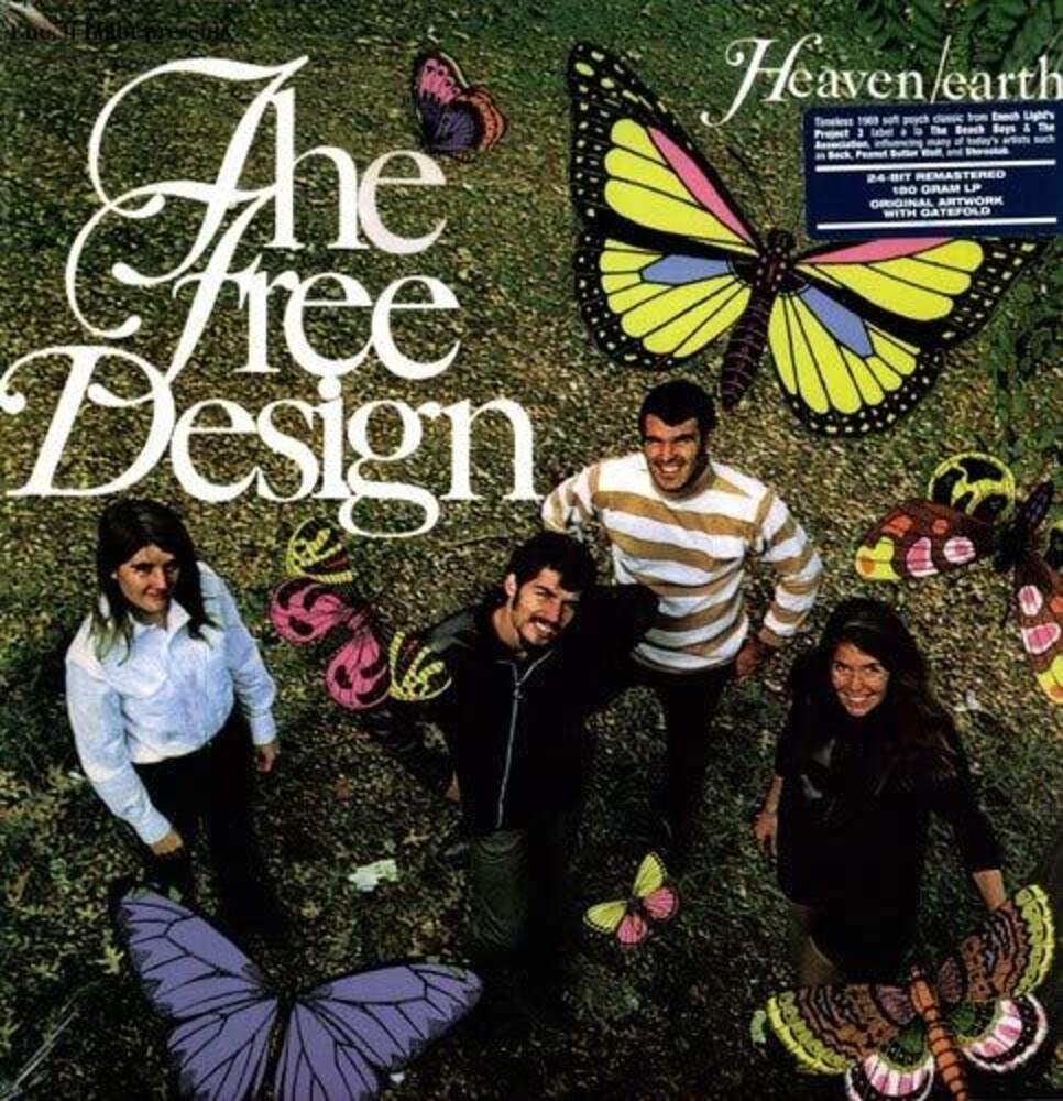 Free Design - Heaven/Earth