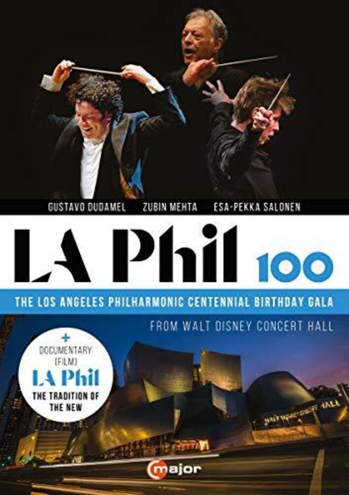 La Philharmonic Orchestra & Gustavo Dudamel - Phil 100 / Various (2pc) / (2pk)