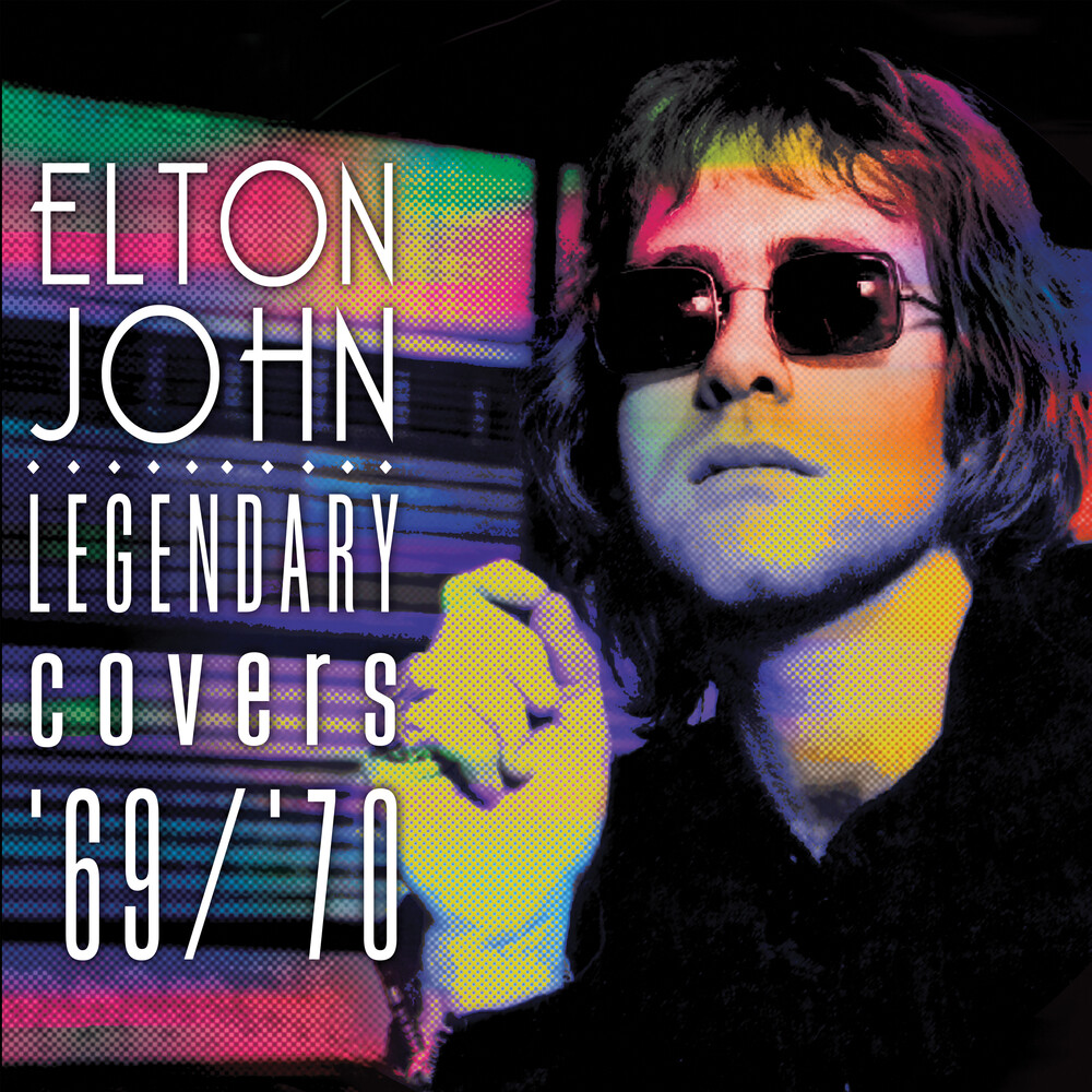 Elton John - Legendary Covers '69/'70 [Limited Edition Pink LP]