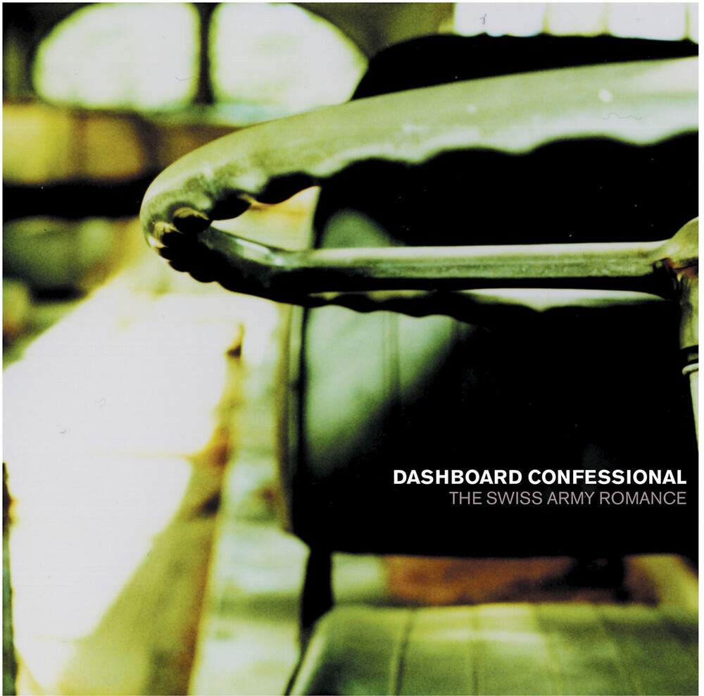 Dashboard Confessional - Swiss Army Romance [LP]