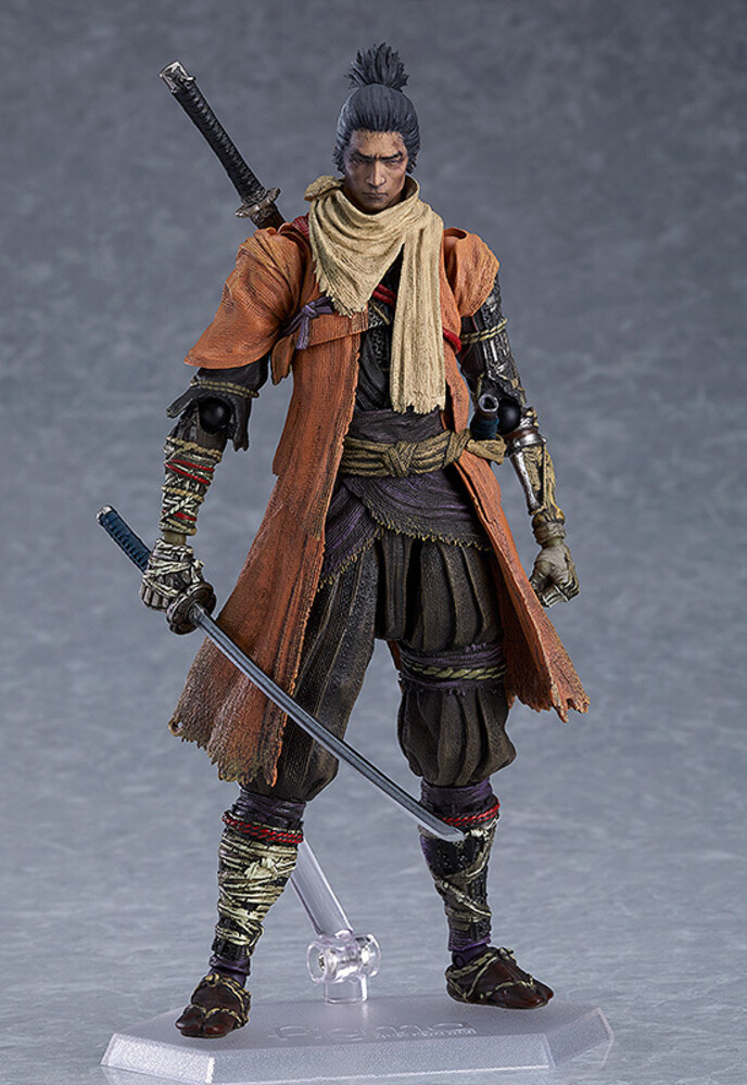 - Good Smile Company - Sekiro: Shadows Die Twice: figma Sekiro