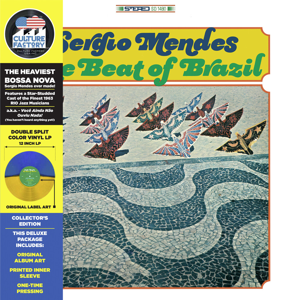 Sergio Mendes - The Beat Of Brazil