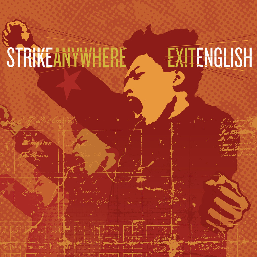 Strike Anywhere - Exit English [LP]