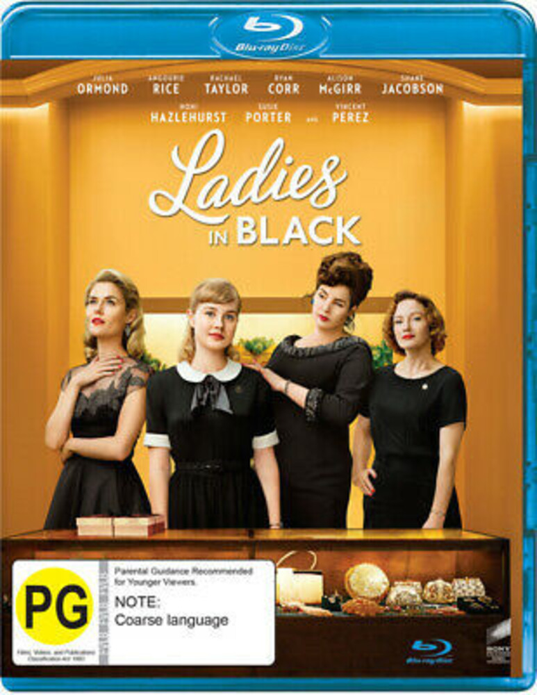 - Ladies In Black / (Aus)