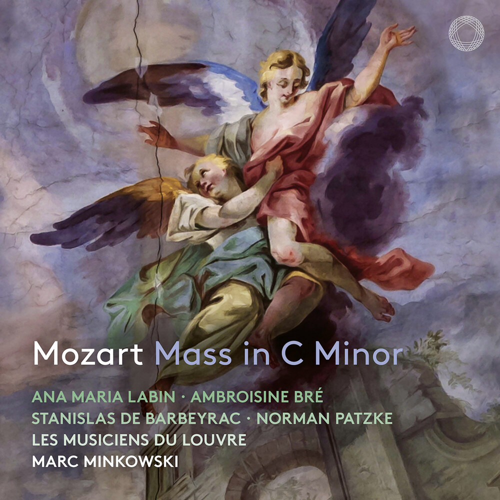 Mozart / Musiciens Du Louvre / Minkowski - Mass In C Minor