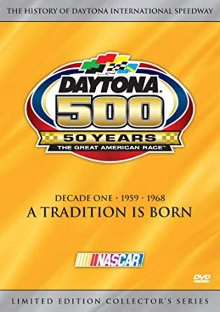 - Daytona 500 History Decade One: 1959-1968