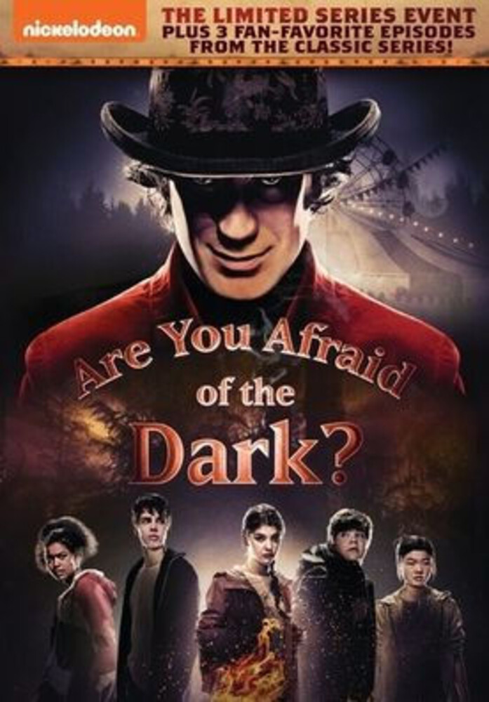Are You Afraid of the Dark (2019) - Are You Afraid Of The Dark (2019) / (Ac3 Amar Dub)