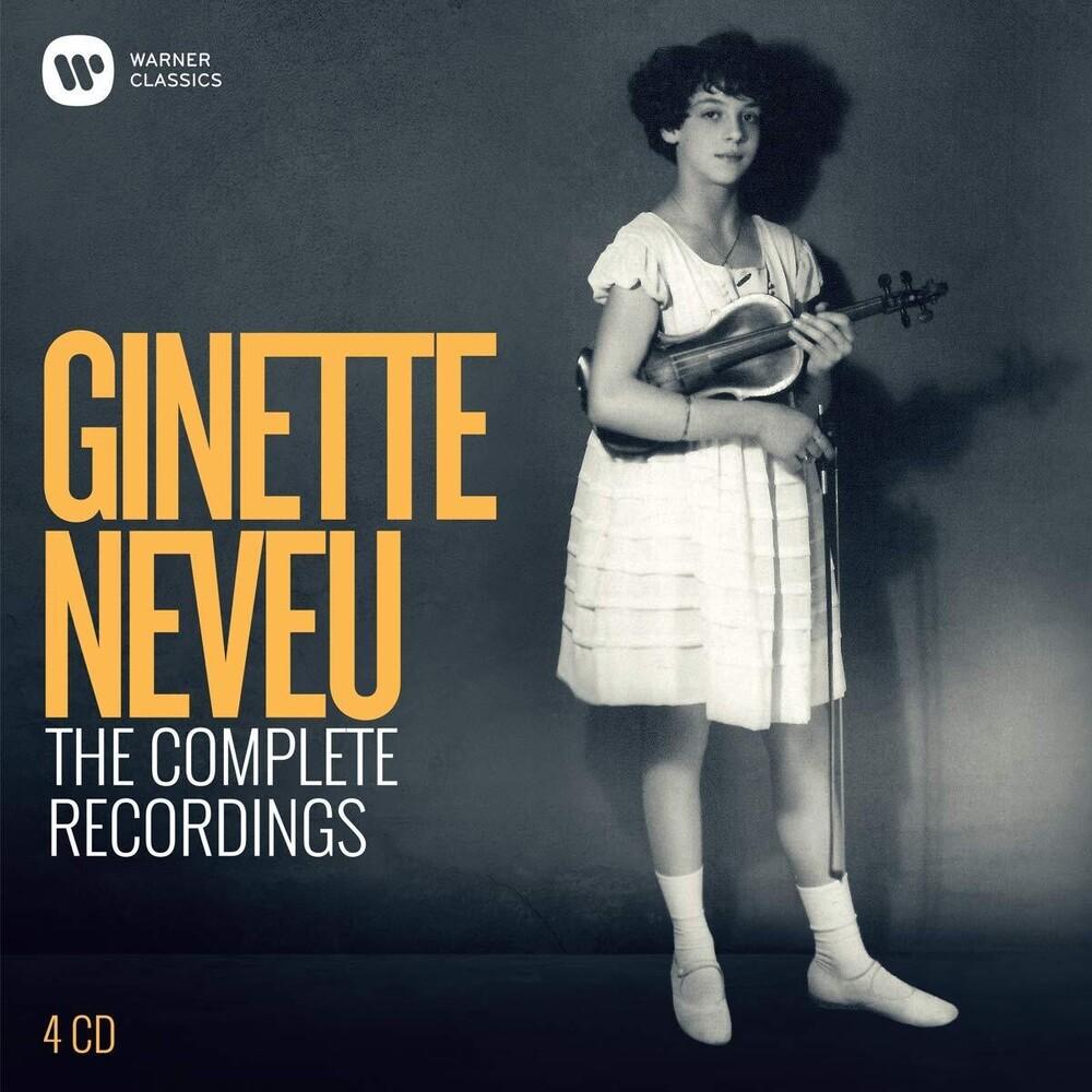 GINETTE NEVEU - Complete Ginette Neveu