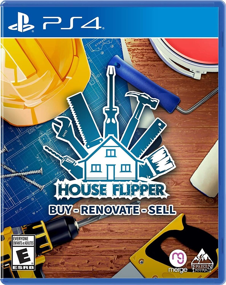 - Ps4 House Flipper