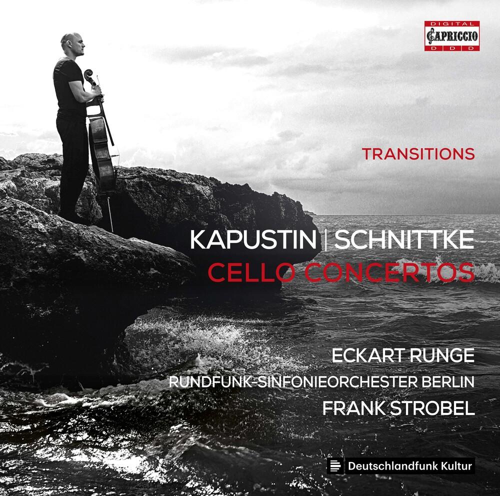 Eckart Runge - Cello Concertos