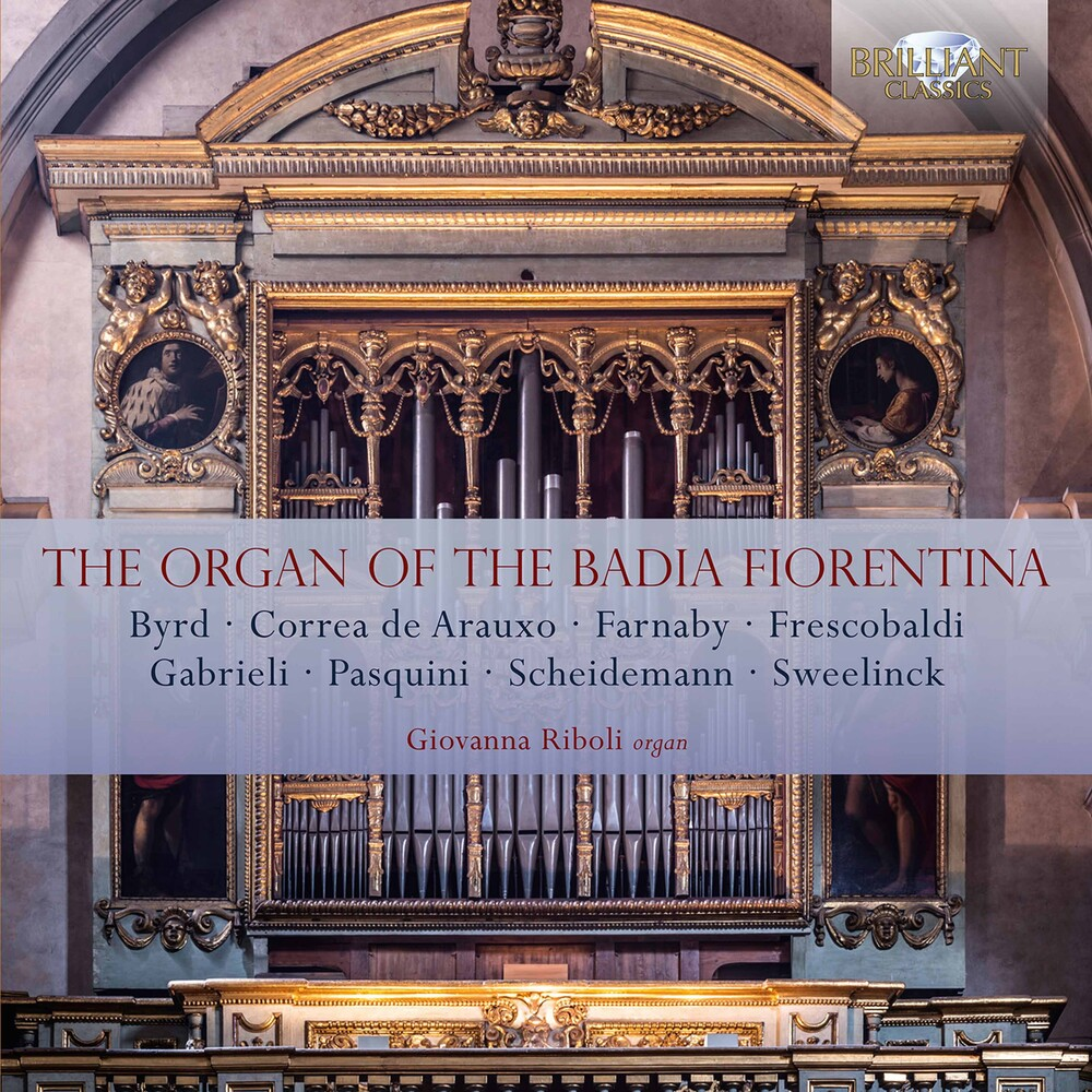 Organ Of The Badia Fiorentina / Various - Organ Of The Badia Fiorentina