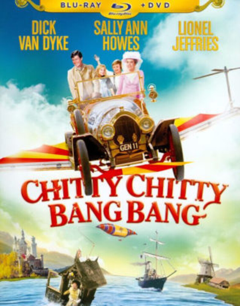 - Chitty Chitty Bang Bang (2pc) (W/Dvd) / (2pk Ecoa)