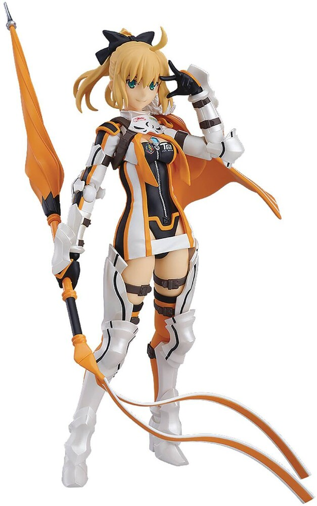 Good Smile Company - Good Smile Company - Goodsmile & Type-Moon Racing Altria PendragonFigma Action Figure Race