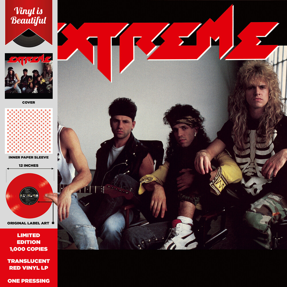Extreme - Extreme (Red) [Record Store Day]