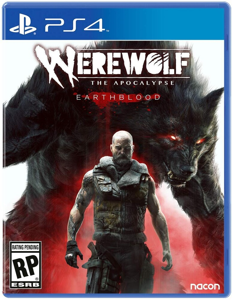 Ps4 Werewolf: The Apocalypse - Earthblood - Werewolf: The Apocalypse - Earthblood for PlayStation 4