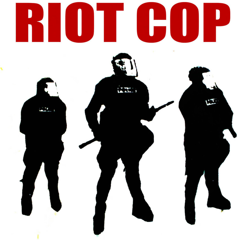 Riot Cop - Violence