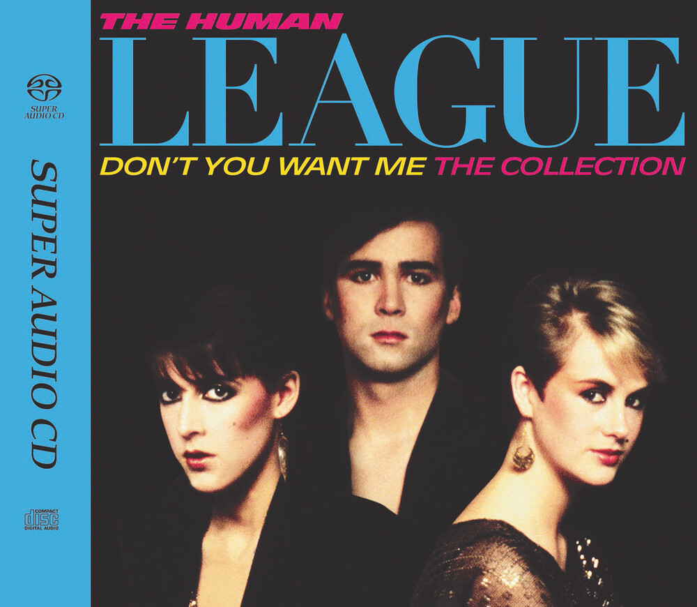 Human League - Don't You Want Me: The Collection (Ltd) (Hybr)