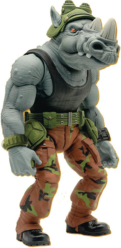 - Super7 - TMNT Teenage Mutant Ninja Turtles ULTIMATES! Wave 3 -Rocksteady