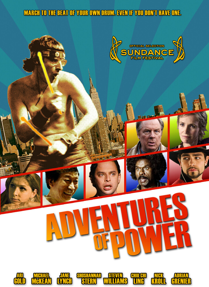 Adventures of Power - Adventures Of Power