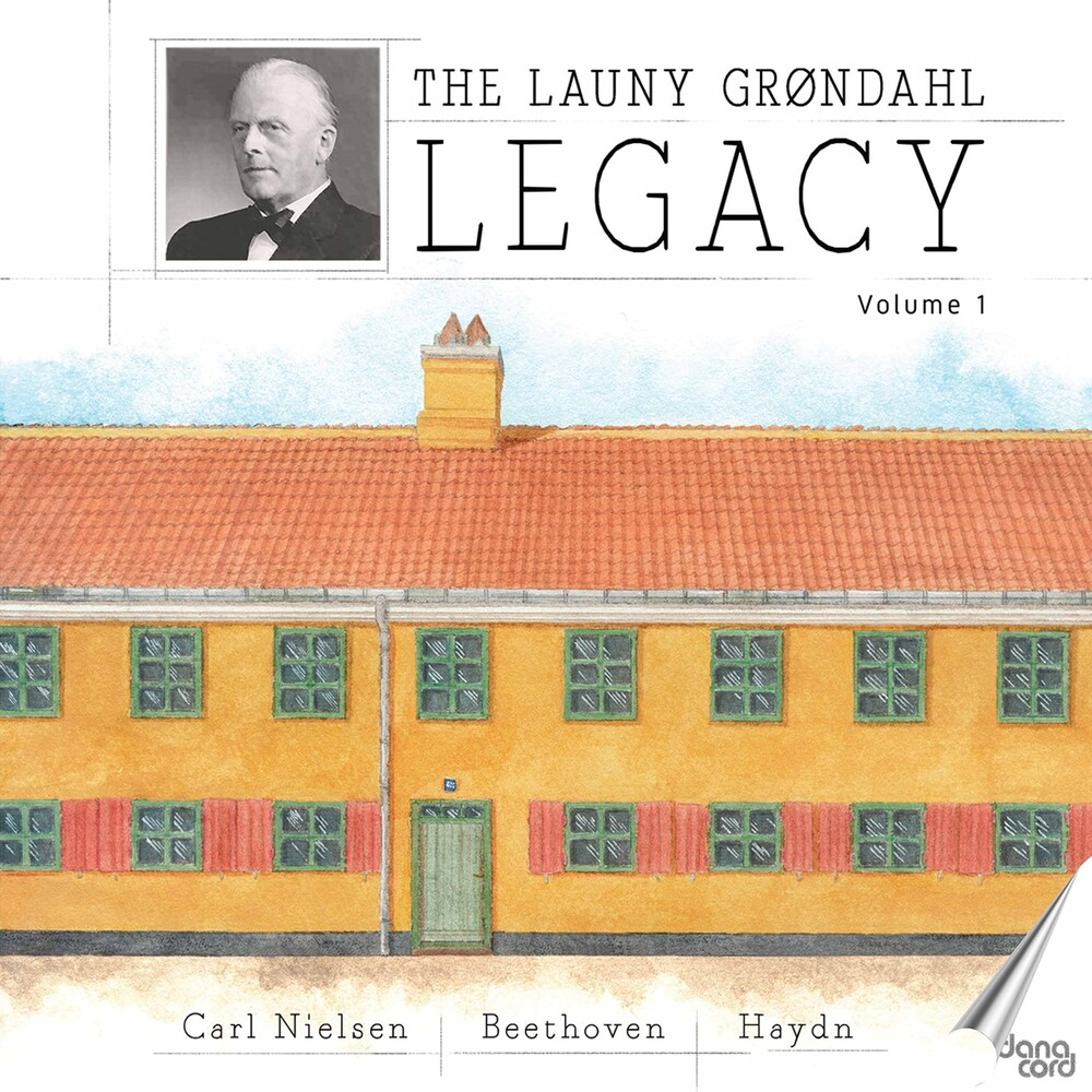 Launy Grøndahl - The Launy Grøndahl Legacy, Vol. 1