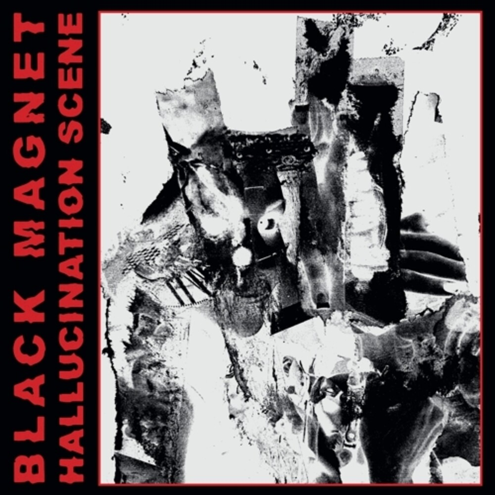 Black Magnet - Hallucination Scene (Red / Black Merge W/ Red)