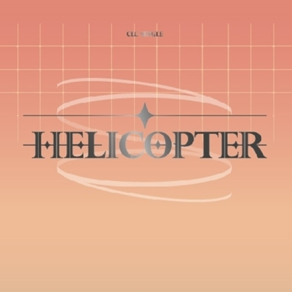 Clc - Helicopter (Stic) [With Booklet] (Phot) (Asia)