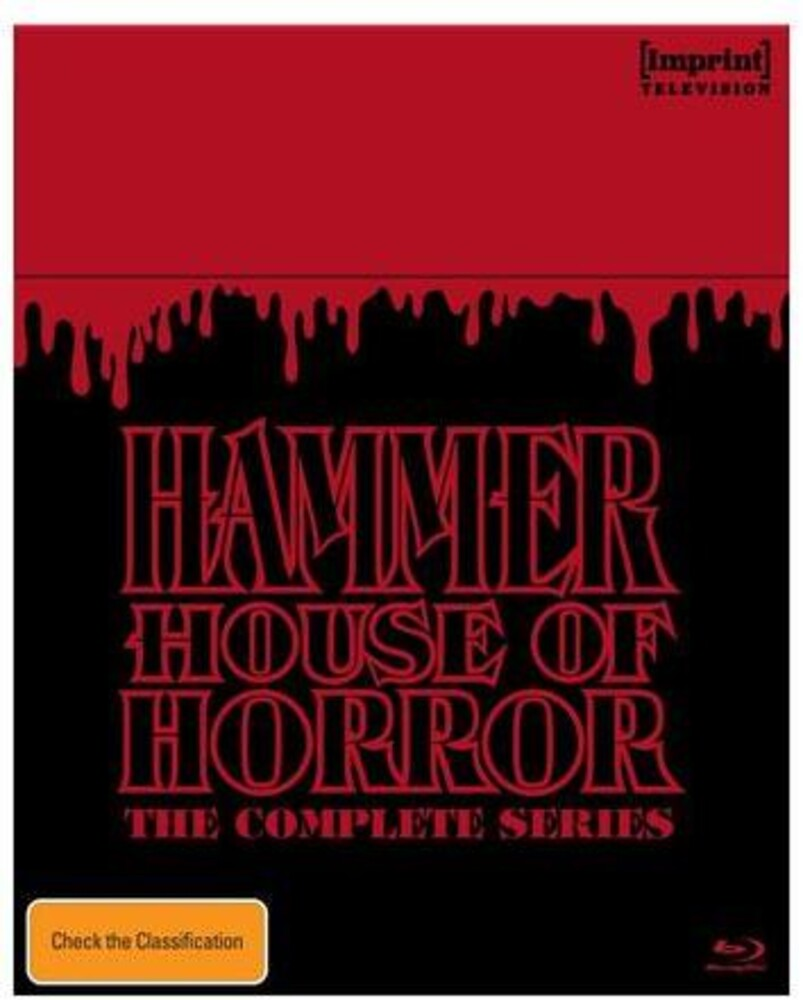 Nicholas Ball - Hammer House Of Horror: The Complete Series (3pc)
