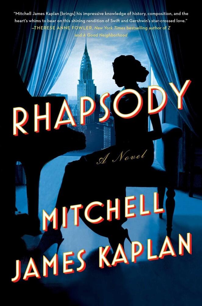 - Rhapsody: A Novel