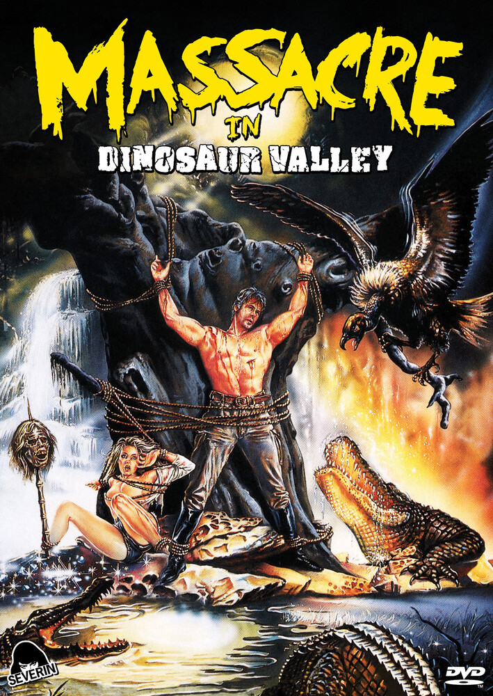 Suzanne Carvall - Massacre in Dinosaur Valley