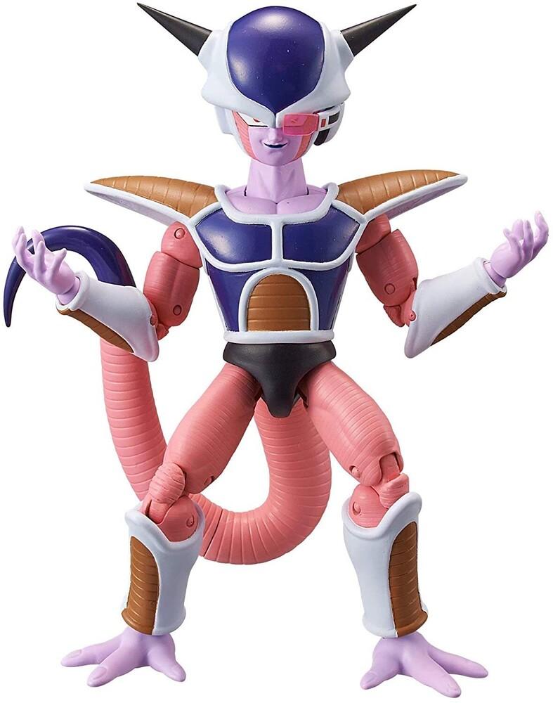 "Dragonball Super Dragon Stars - Bandai America - DragonBall Super Dragon Stars Frieza 1st Form 6.5"" Action Figure"