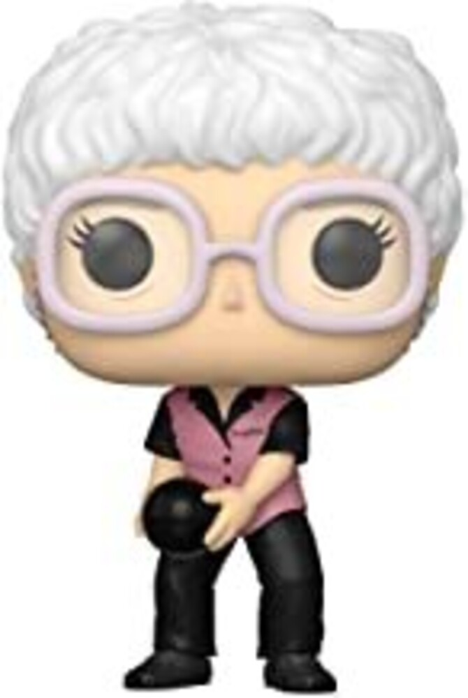 - FUNKO POP! TELEVISION: Golden Girls- Sophia (Bowling Uniform)