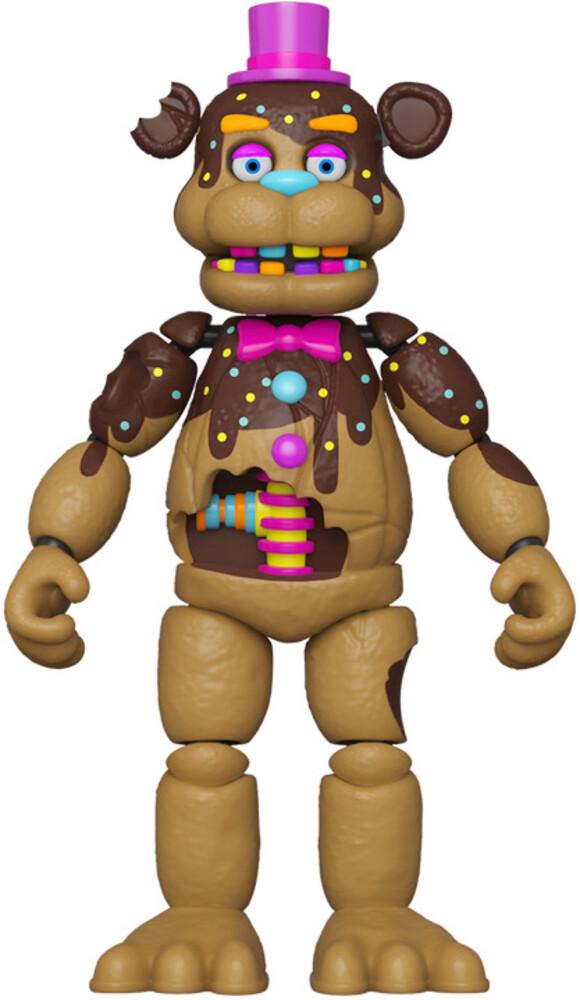 Funko Action Figure: - FUNKO ACTION FIGURE: Five Nights at Freddy's- Chocolate Freddy