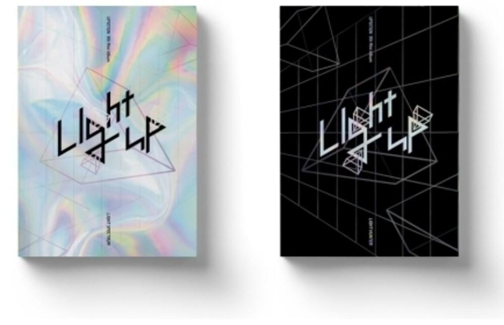 Uption - Light Up (Random Cover) (Phob) (Phot) (Asia)