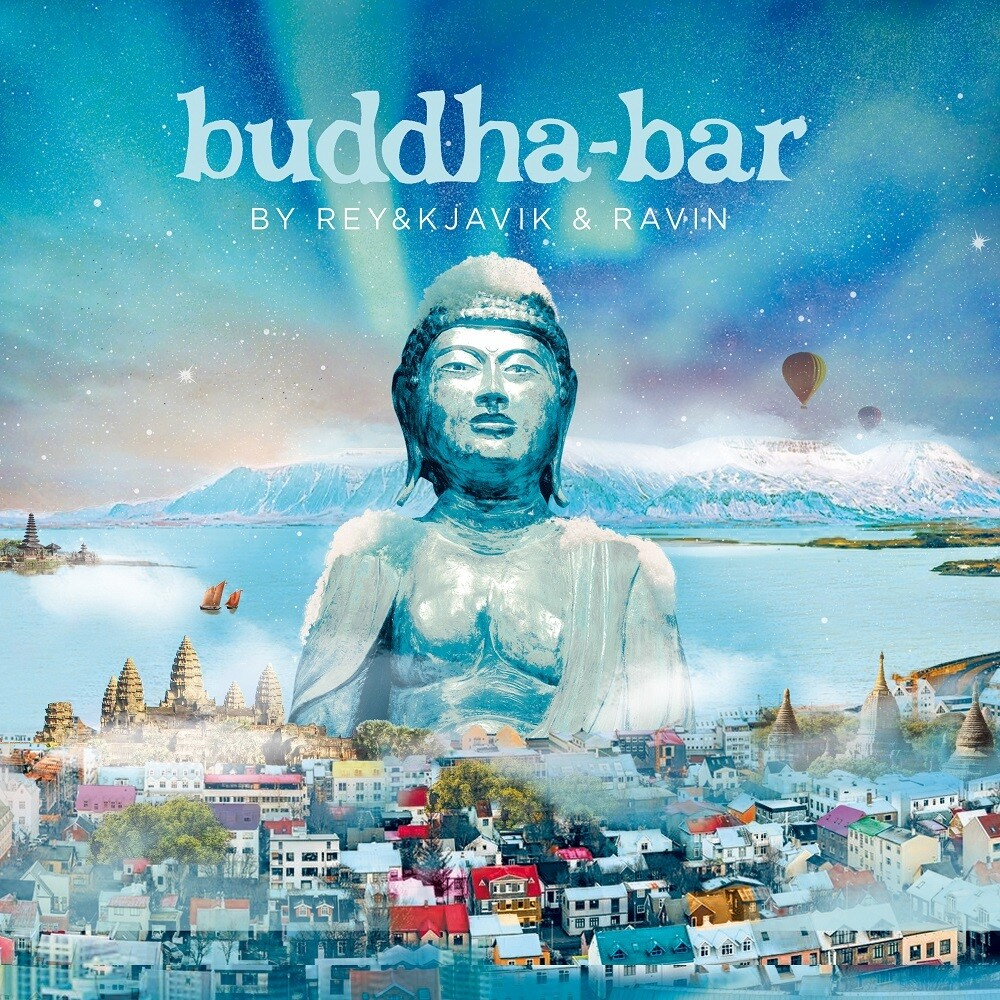 Buddha Bar By Rey & Kjavik & Ravin / Various - Buddha Bar By Rey & Kjavik & Ravin / Various (Fra)
