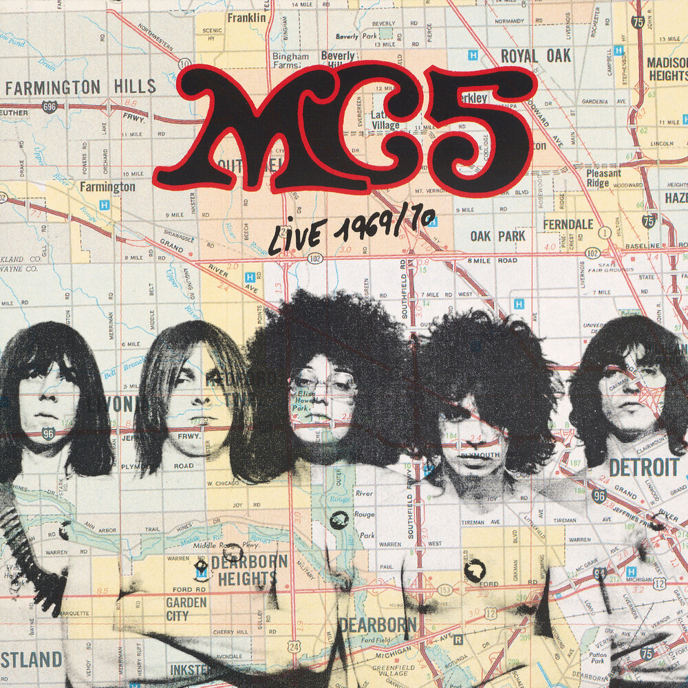 Mc5 - Live 1969/1970 [Limited Edition]