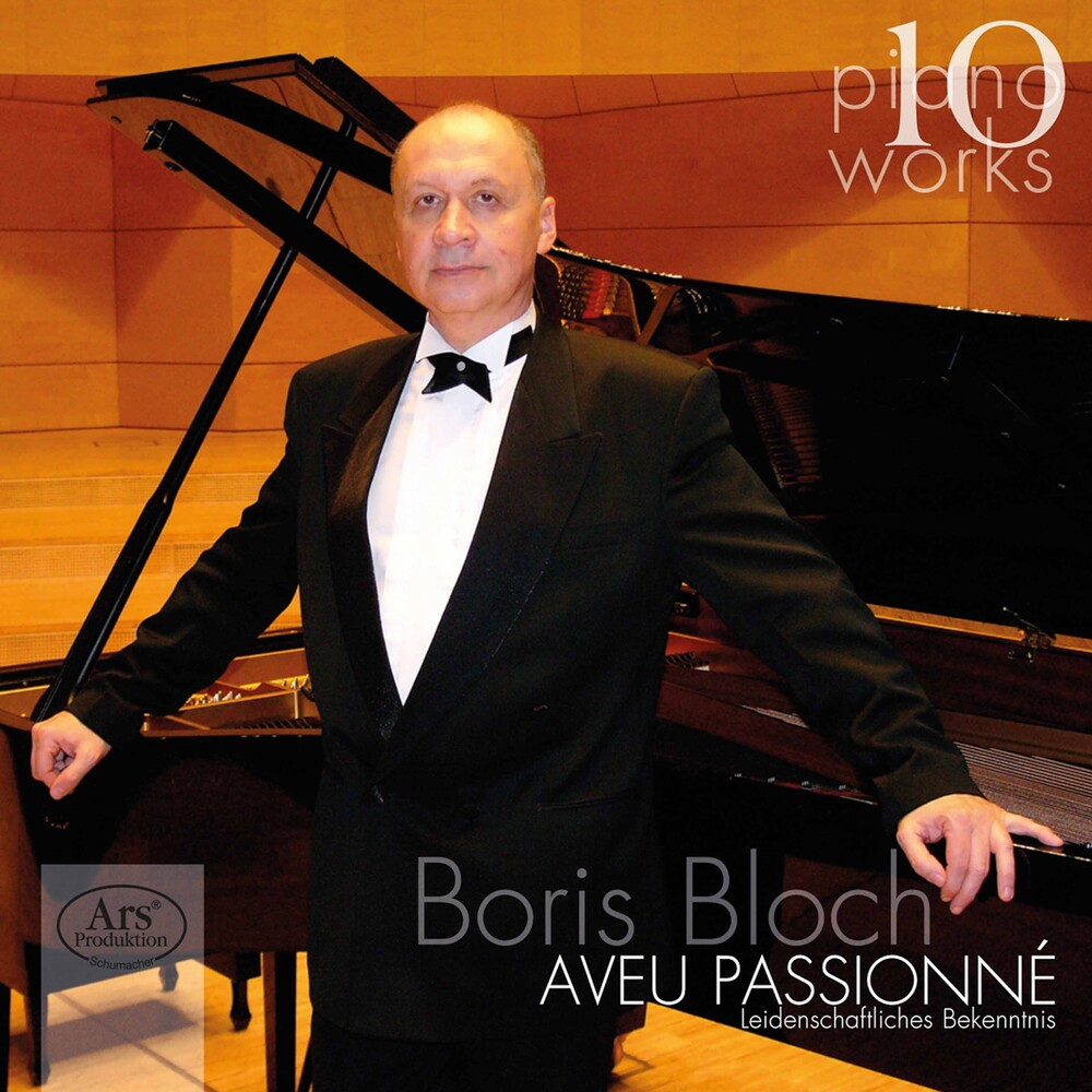 Boris Bloch - Boris Bloch 10 / Various